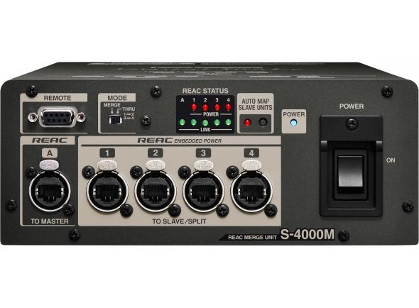 Sistemas multicore digitais Roland S-4000M