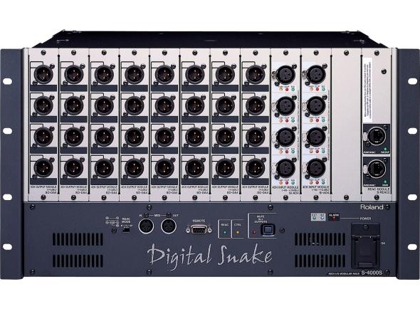 Sistemas multicore digitais Roland S-4000S-0832