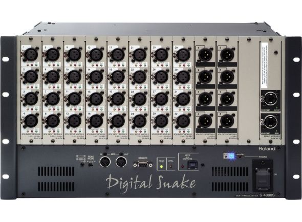 Sistemas multicore digitais Roland S-4000S-3208