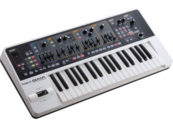Sintetizadores Roland SH-01 Gaia