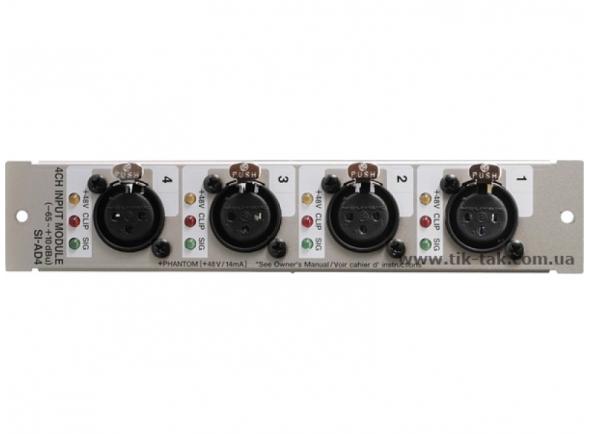 Sistemas multicore digitais Roland SI-AD4