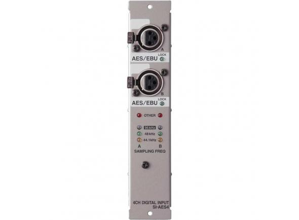 Sistemas multicore digitais Roland SI-AES4