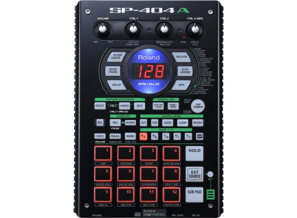 Samplers Roland SP-404A Wave Sampler