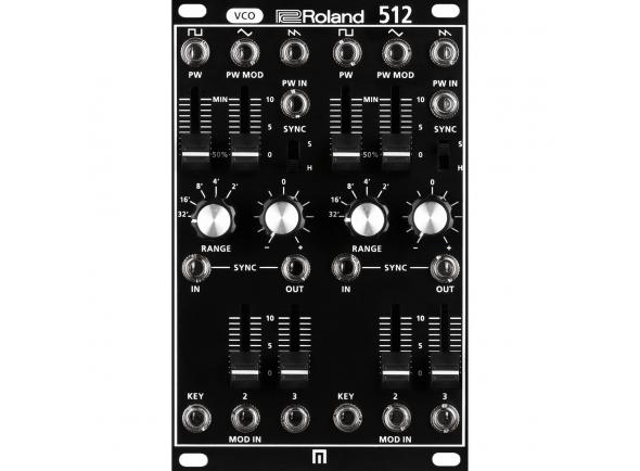 Ver mais informações do  Roland System-500 512