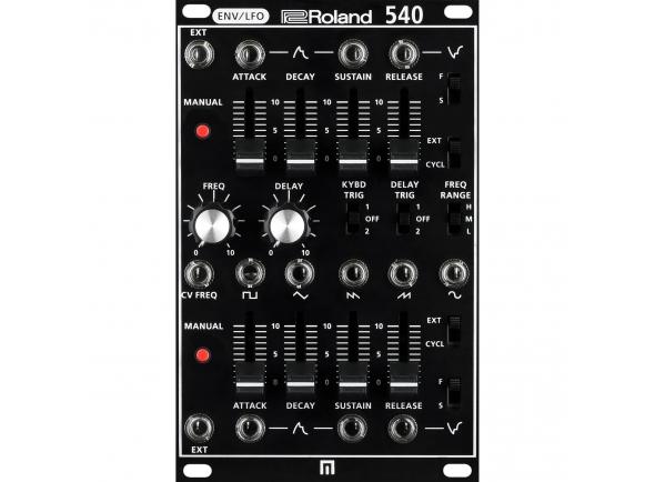 Ver mais informações do  Roland SYSTEM-500 540