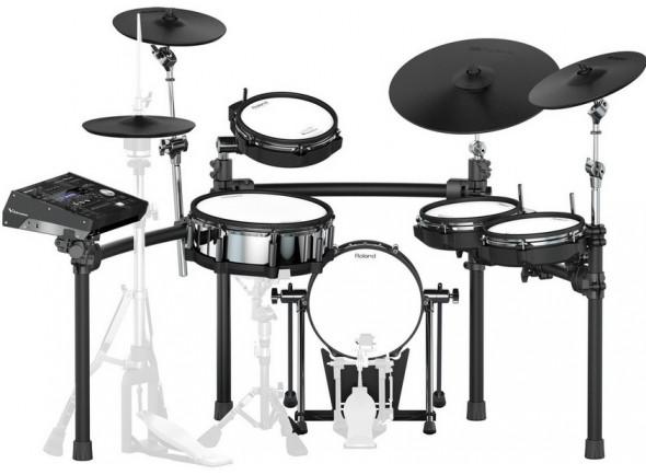 Bateria Eléctrica/Conjuntos de bateria eletrónica Roland TD-50K V-Drums Set