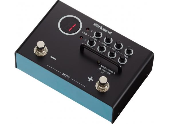 Acessório diversos para baterias acústicas Roland TM-1 Módulo de Trigger