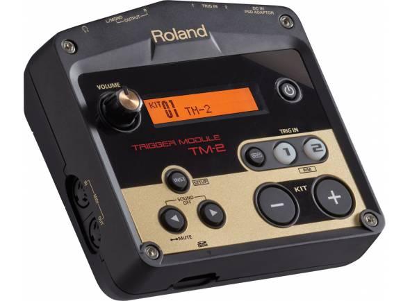 Trigers para bateria eletrónica Roland TM-2 Trigger Module  Roland TM2 Trigger Module