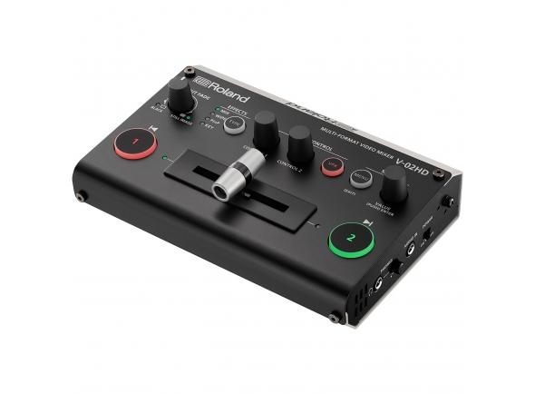 Mesa de Edição de Vídeo Roland V-02HD B-Stock