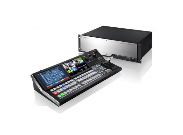 Mesa de Edição de Vídeo Roland V-1200HD Set