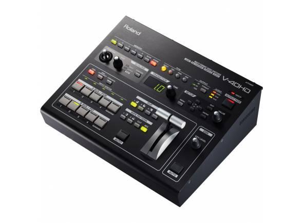 Mesa de Edição de Vídeo Roland V-40HD