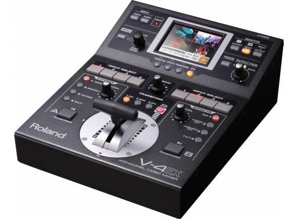 Mesa de Edição de Vídeo Roland V-4EX