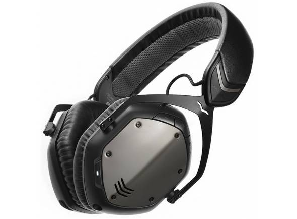 Auscultadores Roland V-MODA Crossfade Wireless Gunmetal Black