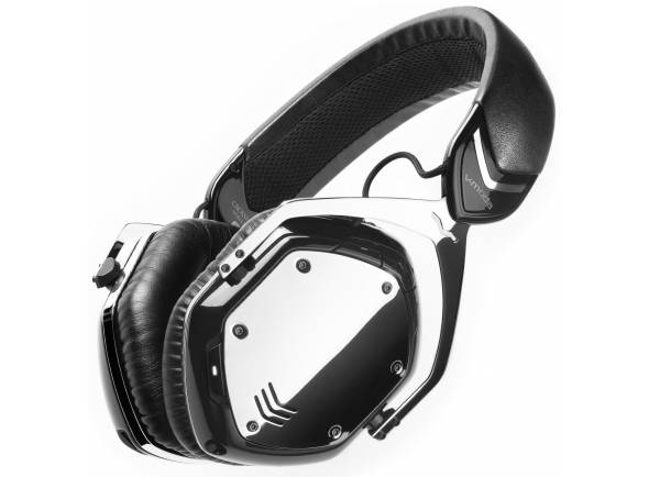 Auscultadores Roland V-MODA Crossfade Wireless Phantom Chrome