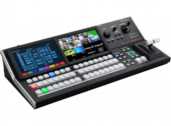 Mesa de Edição de Vídeo Roland V1200HDR