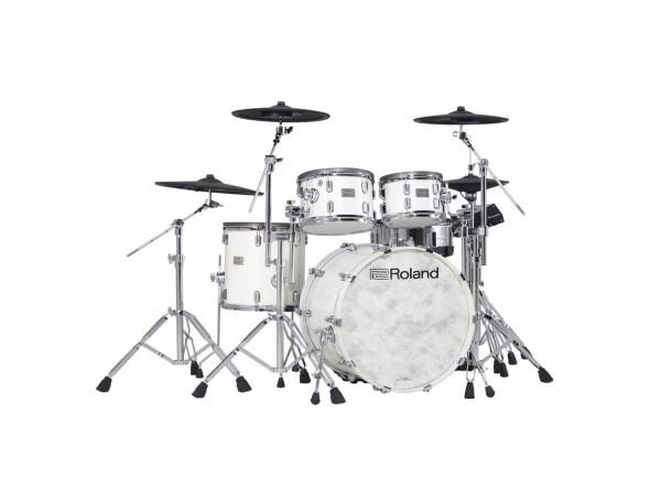 Conjuntos de bateria eletrónica Roland  VAD706-PW E-Drum Set