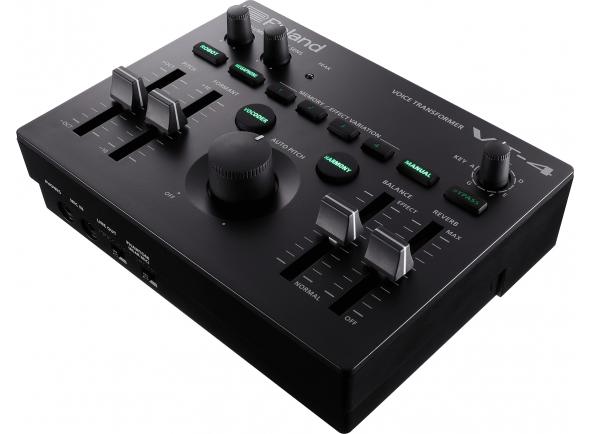 Processadores para vocalistas Roland VT-4 B-Stock