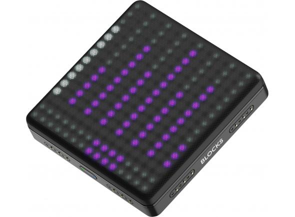 Controladores de DAW Roli Lightpad M Studio Edition