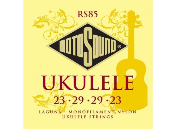 Jogos de cordas para ukulele Rotosound Laguna