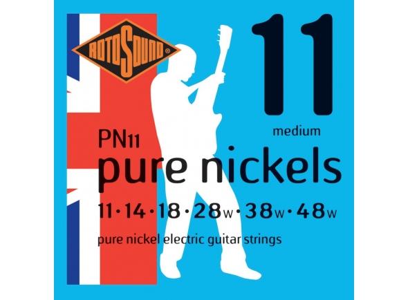 Jogo de cordas .011 Rotosound PN11