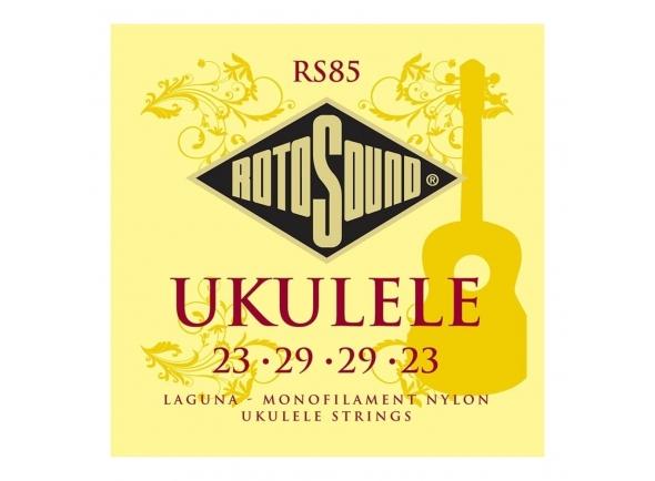 Jogos de cordas para ukulele Rotosound RS85