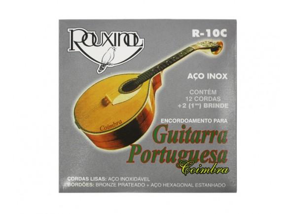 Jogos de cordas para Guitarra Portuguesa Rouxinol Jogo de Cordas Guitarra Portuguesa R10C Coimbra