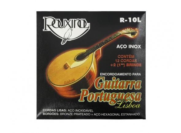 Jogos de cordas para Guitarra Portuguesa Rouxinol Jogo de Cordas Guitarra Portuguesa R10L Lisboa