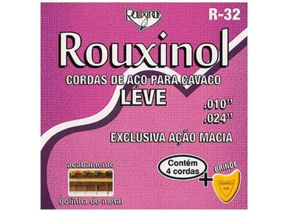 Cordas para Cavaquinho Brasileiro/Conjuntos de cordas para cavaquinho Rouxinol R32