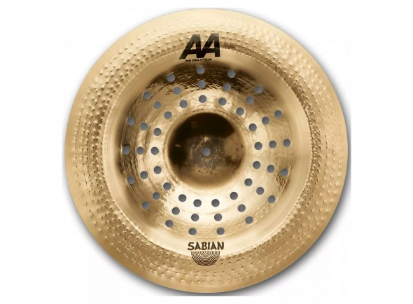 Pratos China Sabian 17