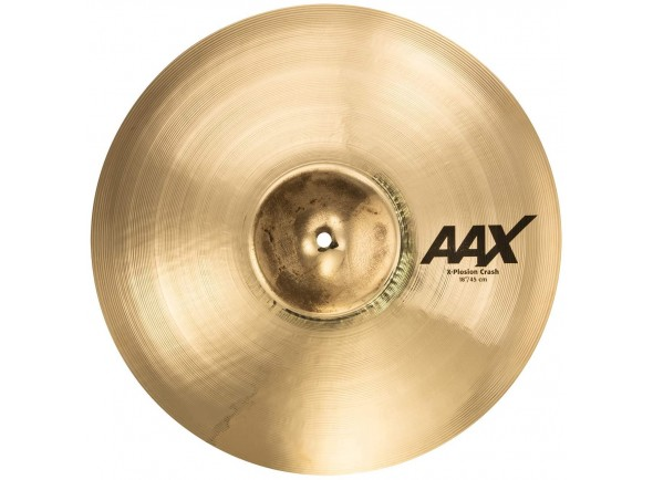Pratos Crash Sabian 18