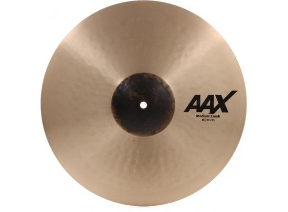 Pratos Crash Sabian AAX 16