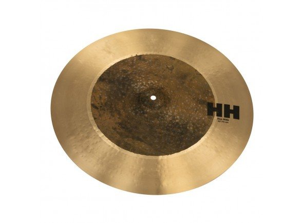 Pratos Ride Sabian HH Duo Ride 20