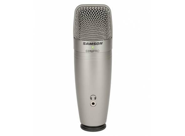 Microfone USB/Microfone USB Samson C01UPRO