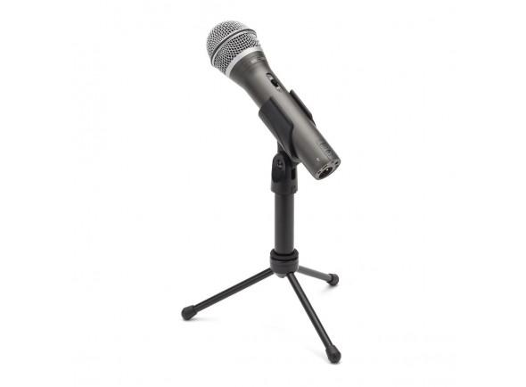 Microfone dinâmico Samson  Q2U Conjunto de Gravação