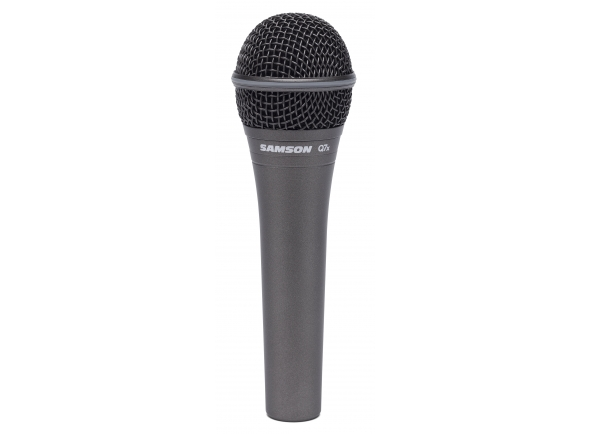 Microfone Vocal Dinâmico Samson Q7x