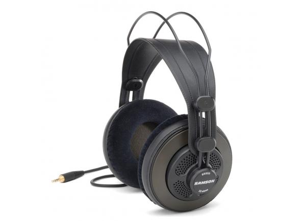 Auscultadores Samson SR850 Pro Studio Headphones