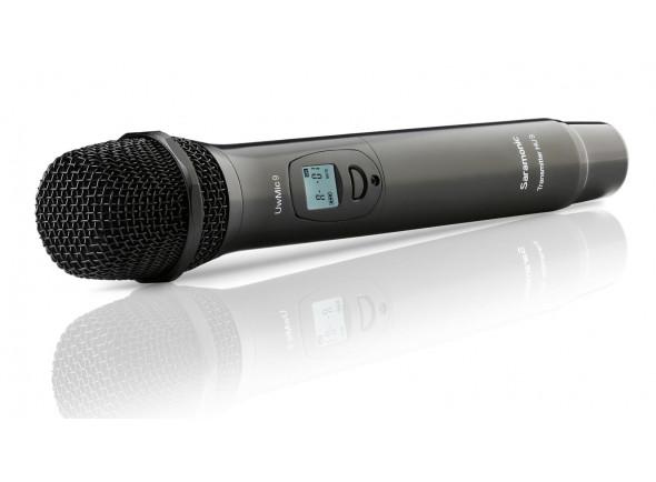 Emissores para microfones sem fio Saramonic UwMic9 HU9