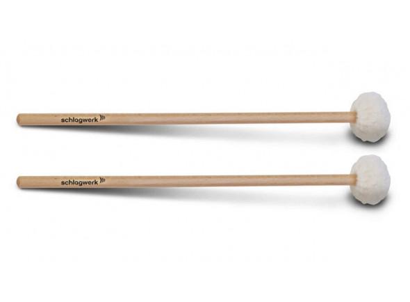 Baquetas para percussão Schlagwerk  MA 107 Timpani Sticks
