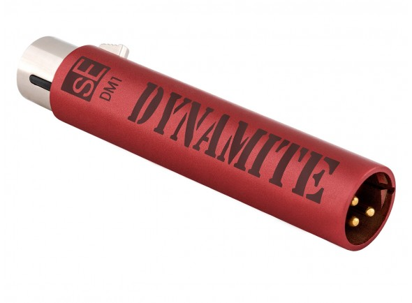 Pré-amplificador activo inline/Pré-amplificador SE Electronics DM1