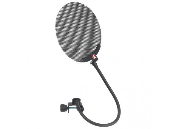 Pop Filter/Protecção de vento para microfone SE Electronics Pop Screen
