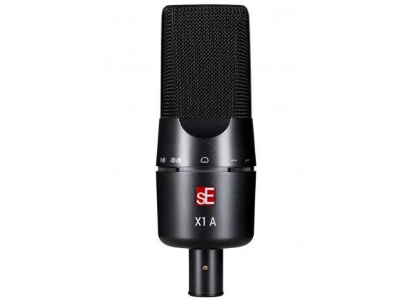 Microfone de membrana grande SE Electronics X1A
