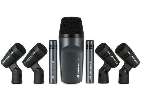 Conjunto de microfone de bateria/Conjunto de microfones para bateria Sennheiser  600 Drum Set