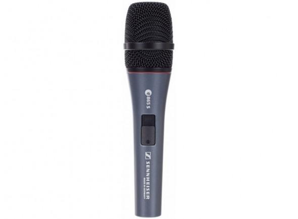 Microfone Vocal Condensador/Microfone Vocal Condensador Sennheiser  E 865 S