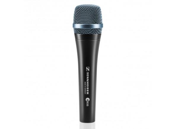 Microfone de voz dinâmico/Microfone Vocal Dinâmico Sennheiser E 935