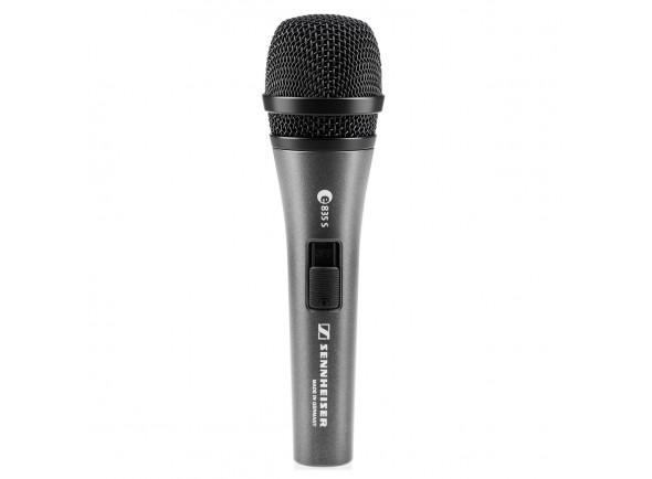 Microfone Vocal Dinâmico Sennheiser E835 S