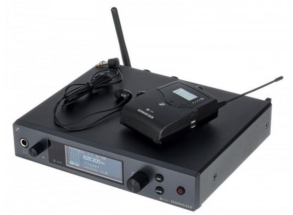 Monitorização In-Ear sem fios/Monitorização in-ear Sennheiser  ew IEM G4 E-Band