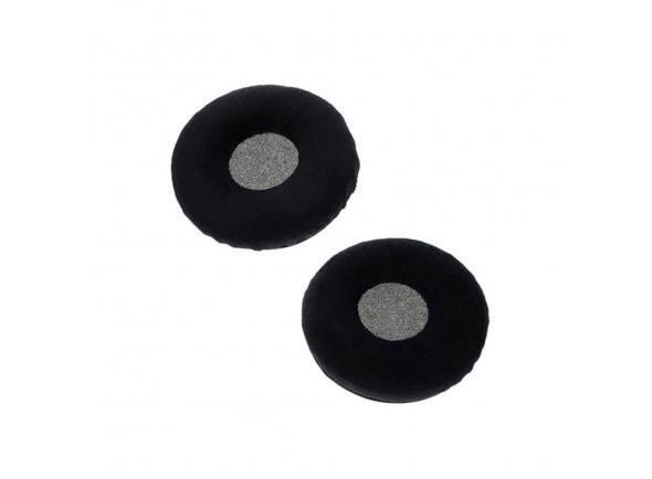 Almofadas para auscultadores/Acessórios para auscultadores Sennheiser  HD 25 Ear Pads Velour