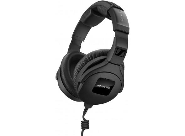 Auscultadores de Estúdio/Auscultadores de estúdio Sennheiser  HD-300 Pro