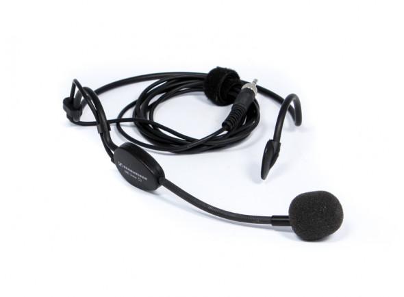 Conjunto de microfone de cabeça/Microfone de cabeça Sennheiser  HSP 4 EW BK