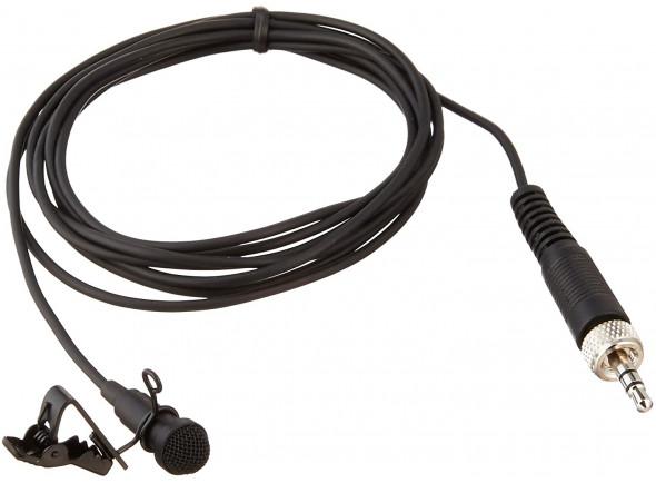 Microfone condensador lapela/Microfone de lapela Sennheiser  ME 2-II EW-Series